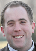 Seth Goodall is leaving the Maine Senate for a position with the Small Business Administration.