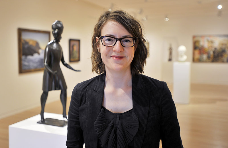 Sharon Corwin, museum director and chief curator, expects attendance will spike with the addition of the new wing.