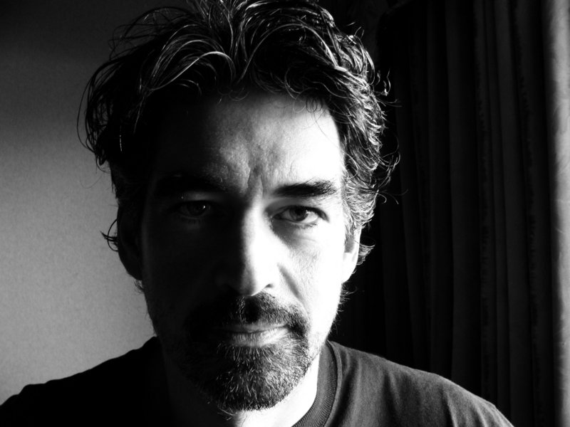 Singer-songwriter Slaid Cleaves performs at One Longfellow Square in Portland on July 19.