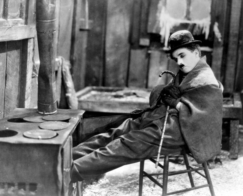 """""""The Gold Rush,"""" starring Charlie Chaplin will be shown July 25."""