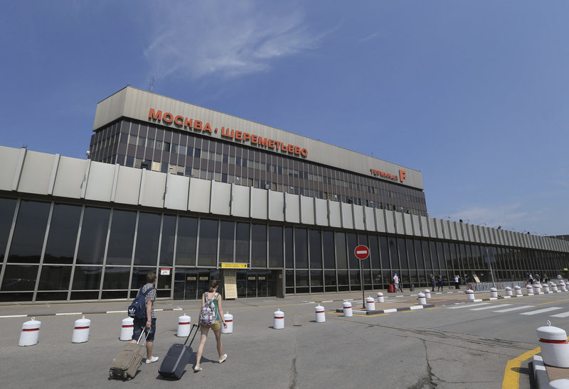 Moscow's Sheremetyevo airport is where NSA leaker Edward Snowden is believed to have been stuck since June 23.