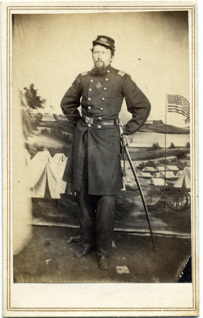 Ellis Spear served with the 20th Maine in the Civil War.