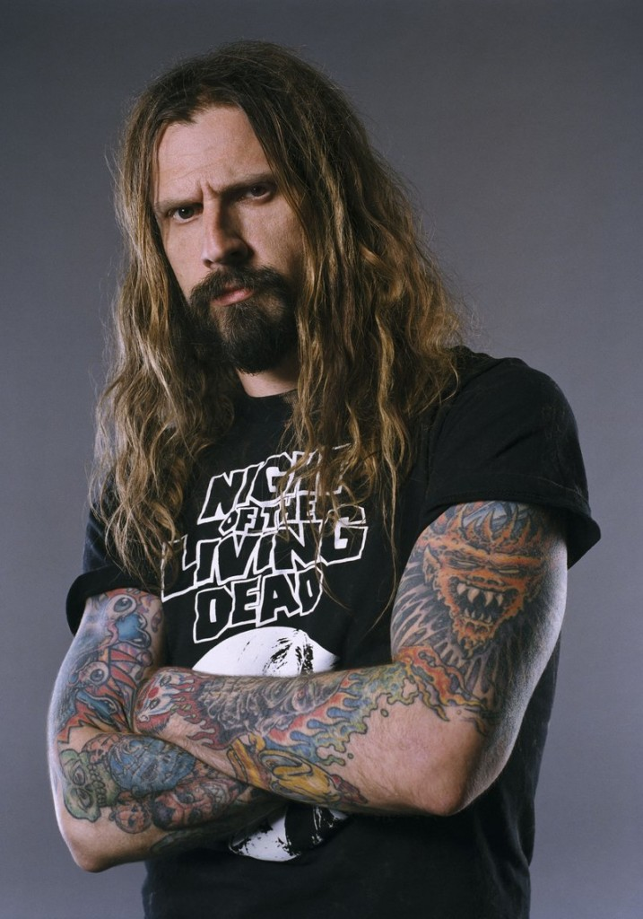 Rob Zombie will headline the Mayhem Festival at Darling's Waterfront Pavilion in Bangor on Wednesday.