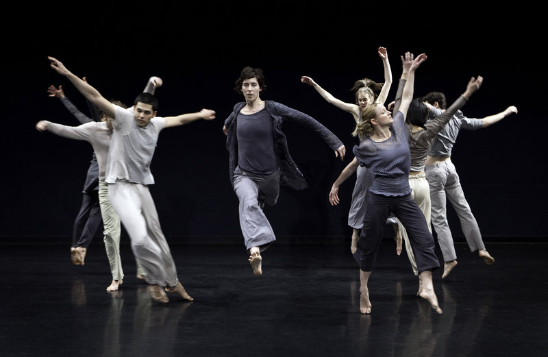Doug Varone and Dancers return to the Bates Dance Festival on Thursday and Saturday.