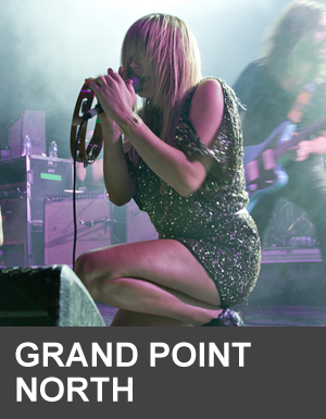 Grace Potter and the Nocturnals will play the State Theatre on Aug. 21.