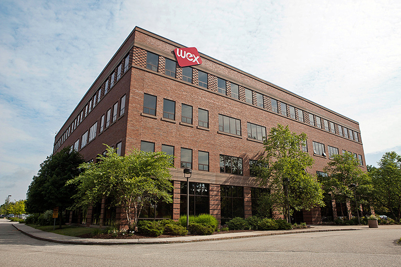 Wex's corporate headquarters in South Portland
