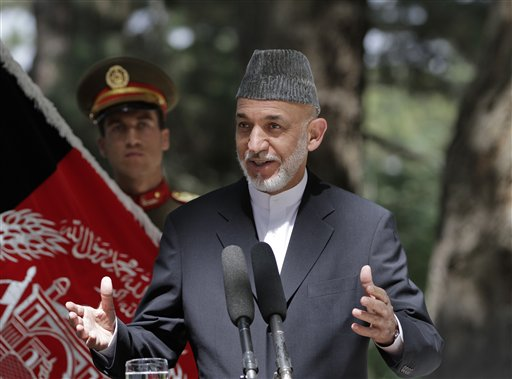 Afghan President Hamid Karzai's visit to Pakistan comes after an attempt to jumpstart peace talks in the Qatari capital of Doha foundered in June.