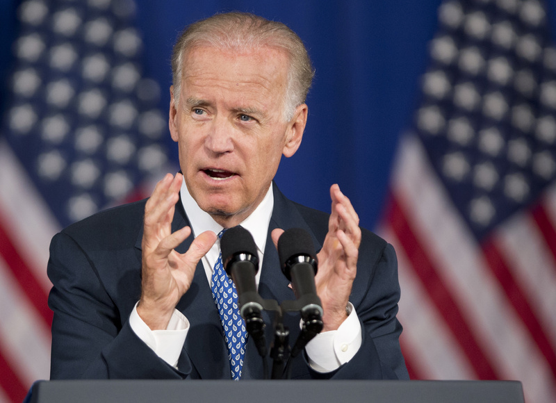 Vice President Joe Biden has been making appearances in primary states, perhaps as a prelude to a run for the presidency in 2016.