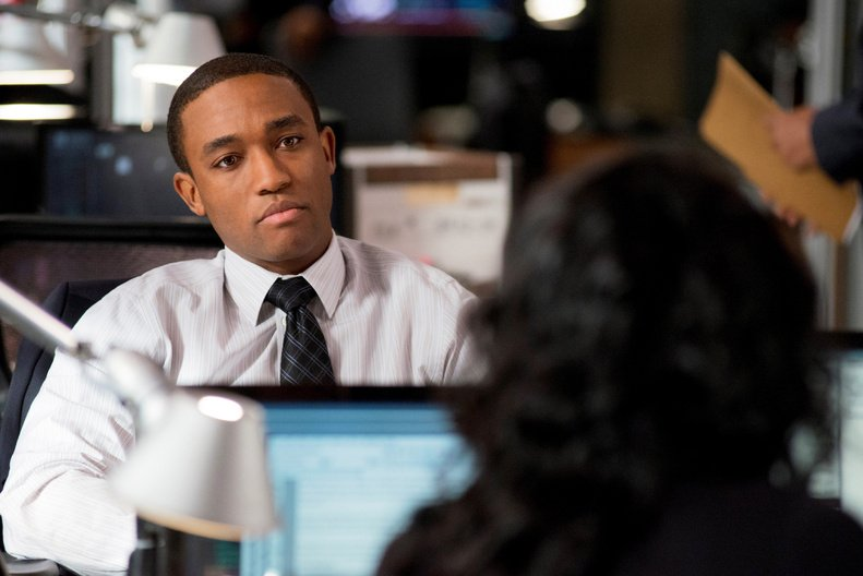 Lee Thompson Young portrayed Detective Barry Frost in the TV series,