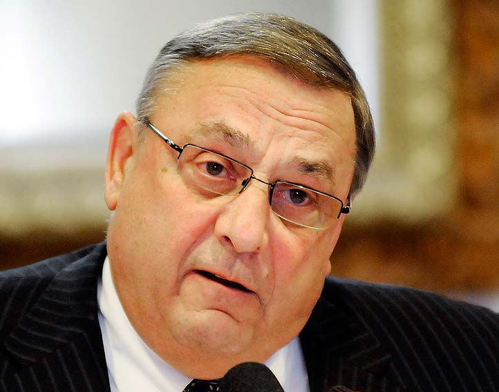 Dan Demerritt, Gov. Paul LePage's former communications director, still gets calls from the media when the governor says something controversial.
