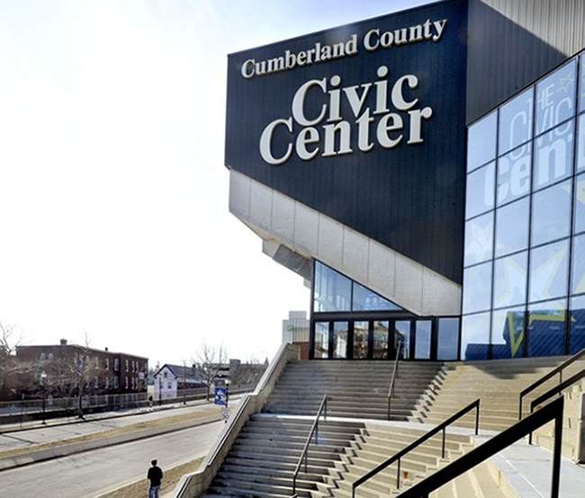 Trustees of the Cumberland County Civic Center said Friday that they will start looking for new tenants, after the Portland Pirates refused to sign a proposed lease agreement because of a dispute over concession revenues.