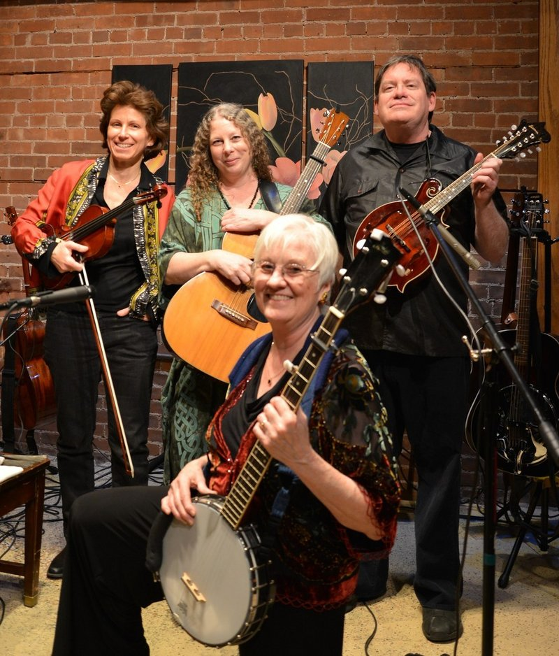 Cotton Hollow Rising will perform Sunday at the Beth Ellis Cove Gallery in Ogunquit.