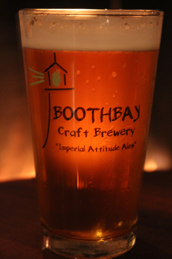 Boothbay Craft Brewery's 633 American Pale Ale is named for the region's telephone exchange.