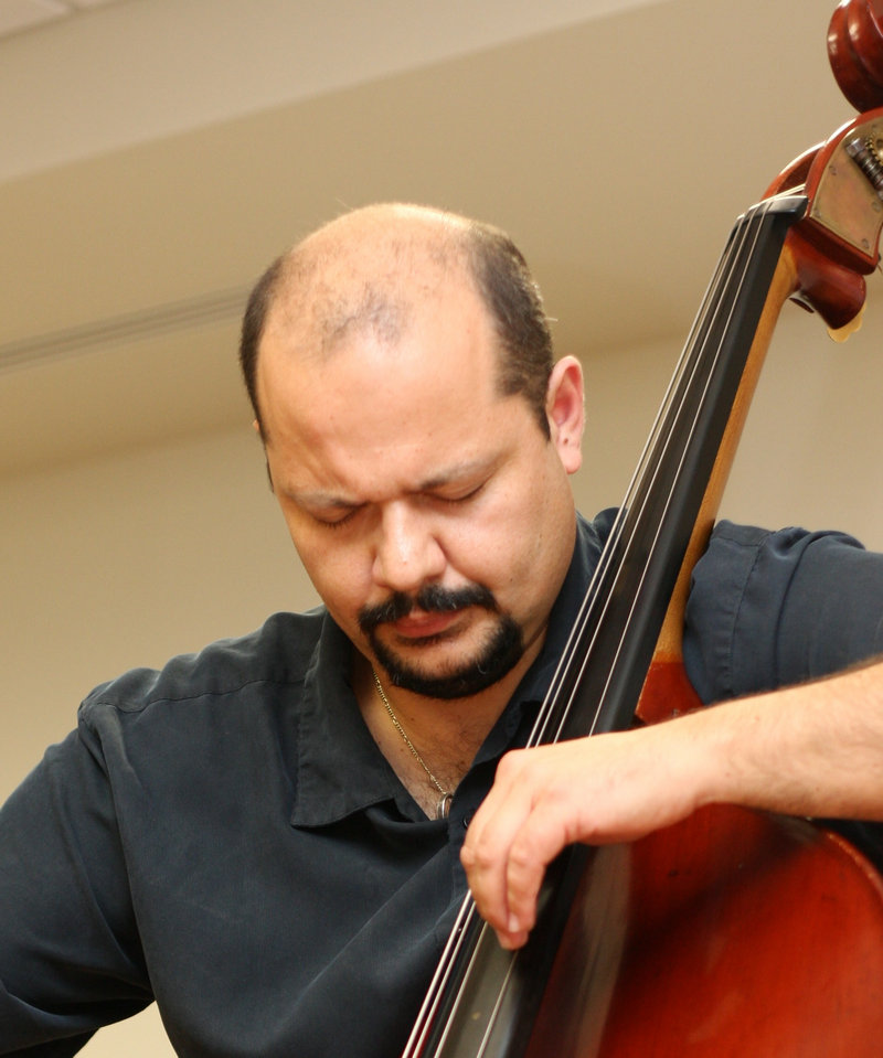 Double bass virtuoso Volkan Orhon will be among the featured performers in the final chamber music concerts of the Sebago-Long Lake Music Festival: Monday at Fryeburg Academy and Tuesday at Deertrees Theatre in Harrison.
