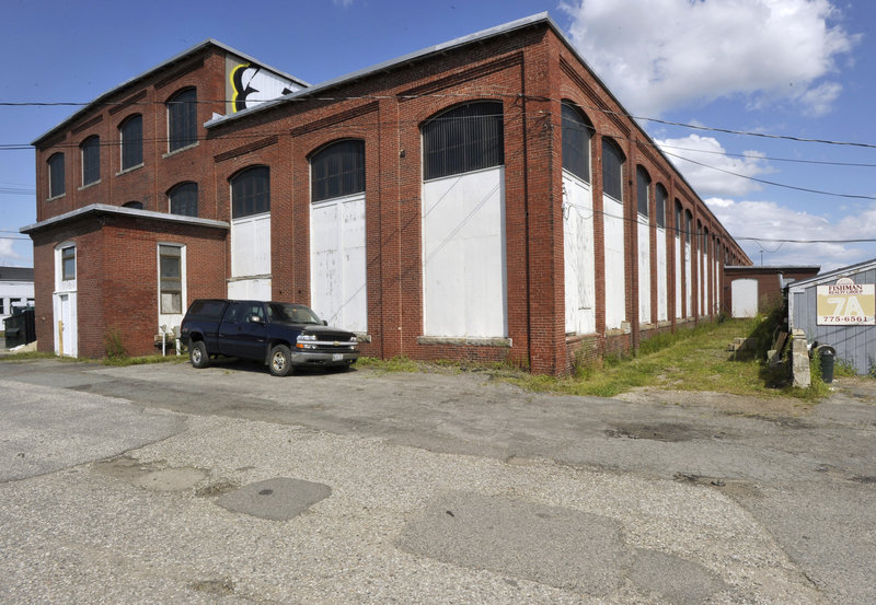 Thompson's Point in Portland could be redeveloped into the new home of the Circus Conservatory of America, which is seeking to offer an accredited degree program.