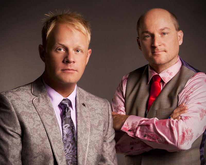 Dailey & Vincent will play at the Thomas Point Beach Bluegrass Festival.