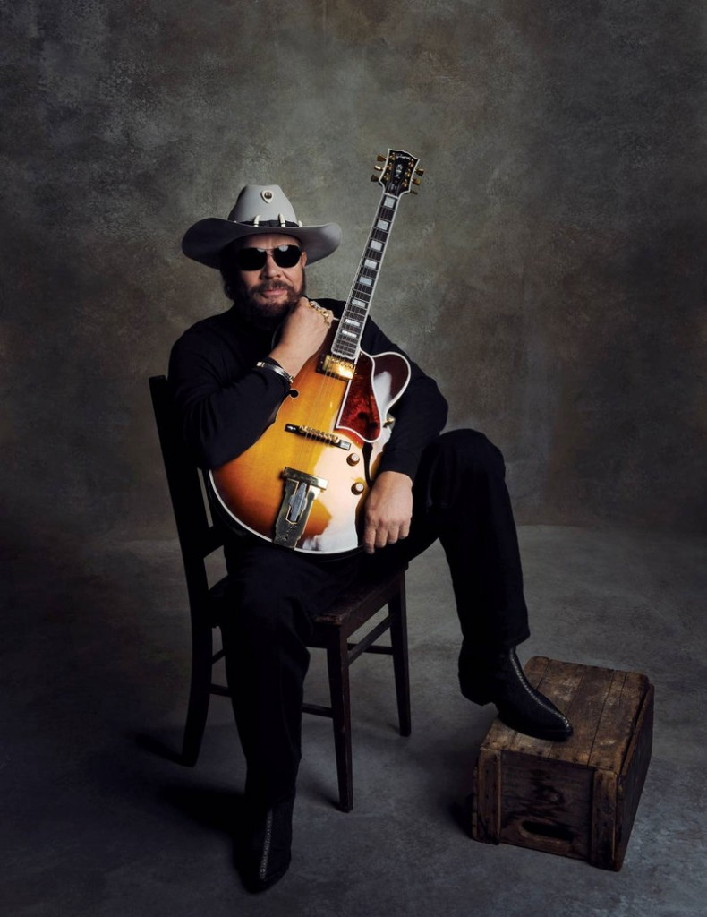 Hank Williams Jr. is at Darling's Waterfront Pavilion in Bangor on Oct. 12. Tickets go on sale Friday.