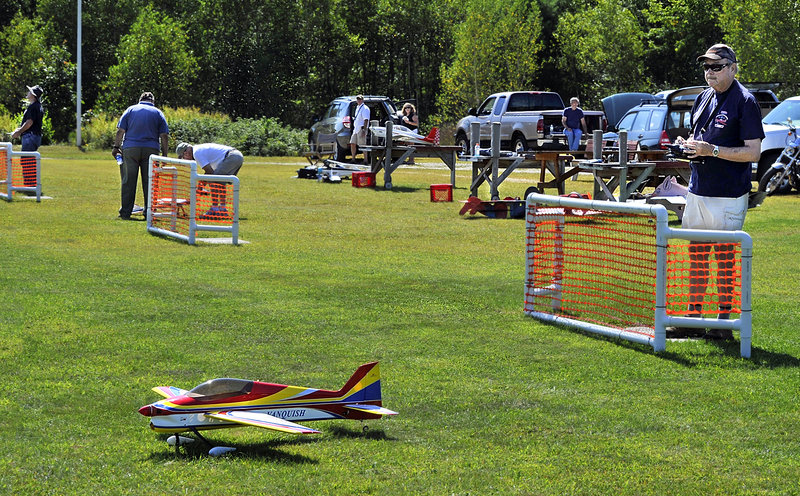 Bill Lairsey, an Air Force veteran and former U.S. Airways pilot, is such a student of model airplanes that he's qualified for regional competition in North Carolina in the hopes of making the world championships.