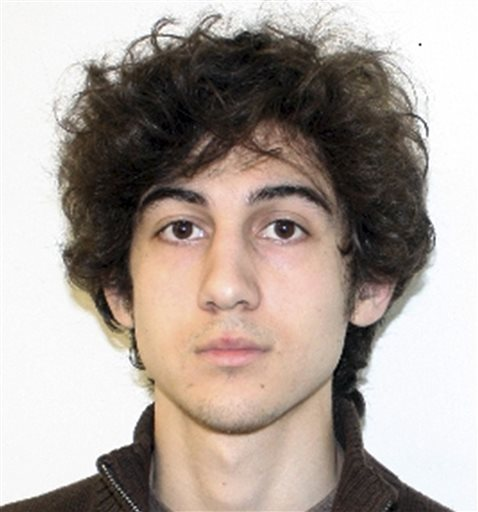This file photo released Friday, April 19, 2013 by the Federal Bureau of Investigation shows Dzhokhar Tsarnaev, surviving suspect in the Boston Marathon bombings. Lawyers for Tsarnaev will ask a judge to address the death penalty protocol during a status conference in federal court Monday, Sept. 23, 2013, in Boston. Tsarnaev is accused in two bombings that killed three people and injured more than 260 others near the finish line of the April 15 marathon. (AP Photo/Federal Bureau of Investigation, File)