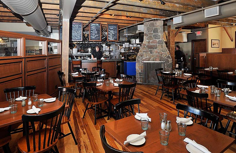Dine out maine boone 39 s builds on its history with finely for Aaa fish house