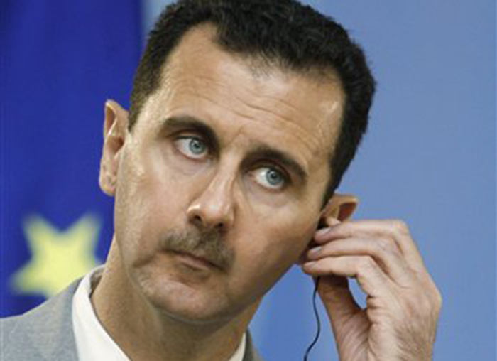 The regime of Syrian President Bashar Assad insists that the Aug. 21 chemical attack was carried out by rebels.