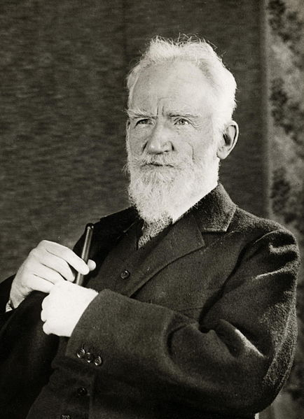 """George Bernard Shaw, """"the greatest music critic who ever lived."""""""