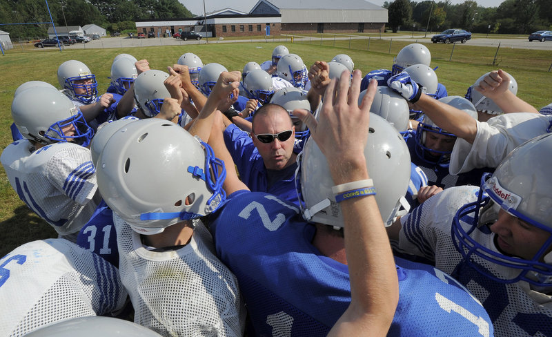 Dean Plante, who was a member of that 1986 championship team, now directs the football program at Old Orchard Beach, and hopes his players can produce the same kind of memories in the state's return to a Class D division.