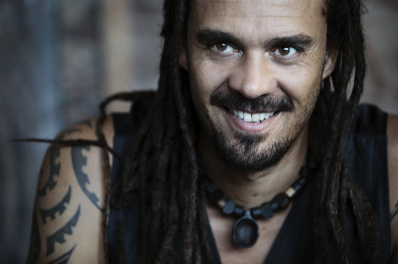 Funk and reggae artist Michael Franti is at the State Theatre in Portland on Friday.