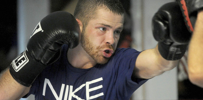 Brandon Berry is turning to a professional boxing career in the hope that it will help him save his family's general store in West Forks Plantation.
