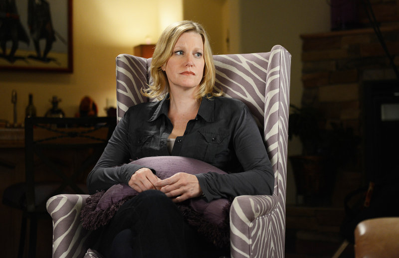 "Anna Gunn in ""Breaking Bad."""