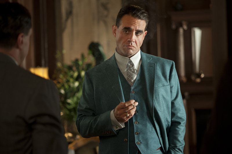 "Bobby Cannavale in ""Boardwalk Empire."""