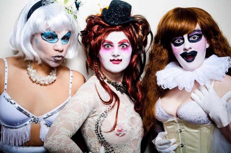 Local burlesque performers will discuss their art at a talk in Biddeford.