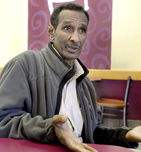 Ahmed Hassan of Portland says the last thing local Somalis would do is support terrorism.