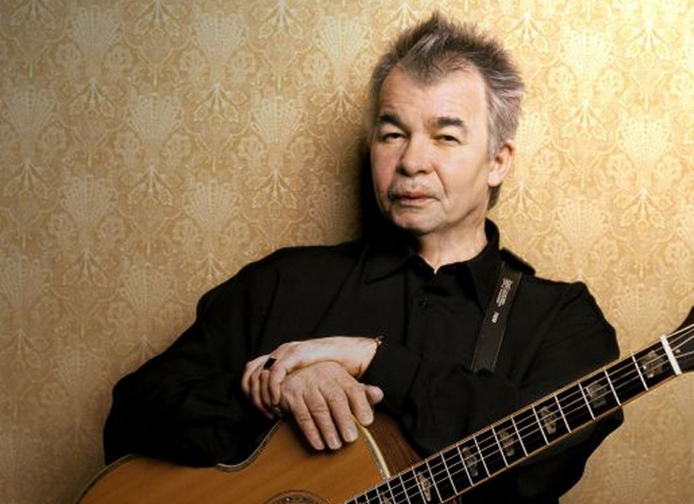 Singer-songwriter John Prine is at the State Theatre in Portland on March 28.