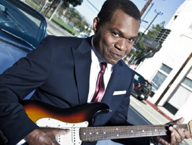 The Robert Cray Band is at the Waterville Opera House on Oct. 27.