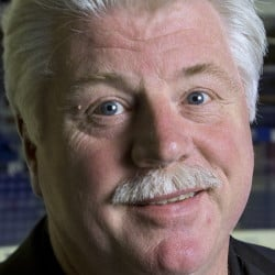 UMaine Black Bears Coach Red Gendron