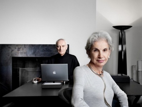 """Design Is One: Lella and Massimo Vignelli,"" a documentary about the influential modern designers, will be screened at Space in Portland on Tuesday."