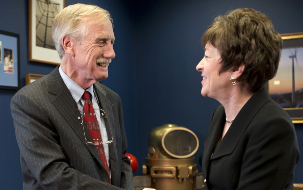 Sen. Susan Collins, R-Maine, worked to find a bipartisan way out of the U.S. government shutdown. Now she and independent Maine Sen. Angus King should help fight to close the tax loopholes and carve-outs that are available only to the very rich.
