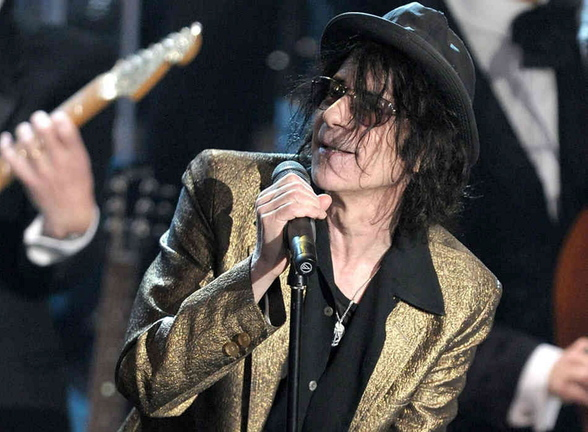 Peter Wolf plays the Strand Theatre in Rockland on Oct. 26.