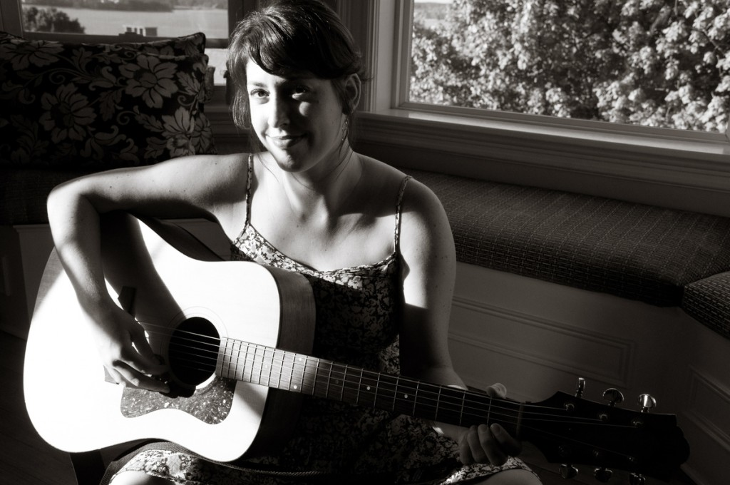 "Portland singer-songwriter Sammie Francis just released a CD called ""The Kite and the Shore,"" recorded in the apartment she shares with partner Max Taylor."