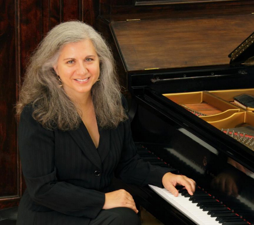 Pianist Laura Kargul performs Beethoven, Bach and Brahms on Saturday at the Sanford-Springvale Historical Museum in Sanford.