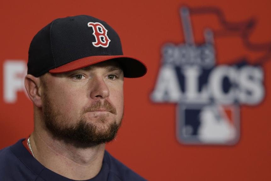 Jon Lester was near his best in Game 1, but that wasn't quite good enough as the Boston ace was on the losing end of a 1-0 decision. He'll have another opportunity Thursday night.