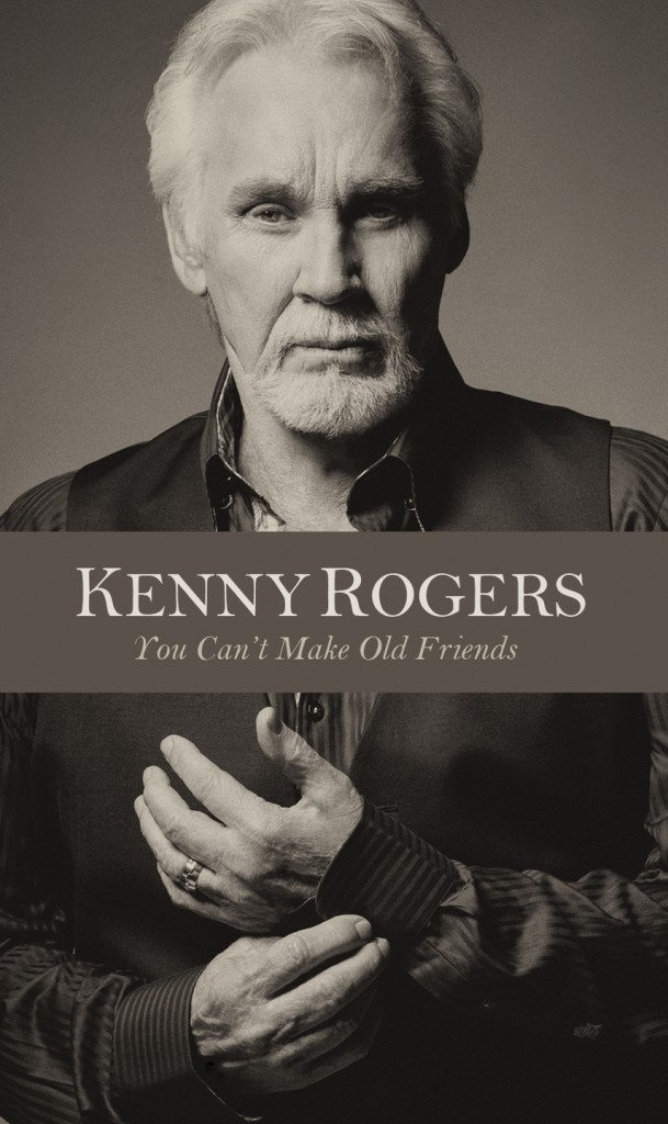 "This CD cover image released by Warner Bros./Elektra/Atlantic shows ""You Can't Make Old Friends"" by Kenny Rogers."