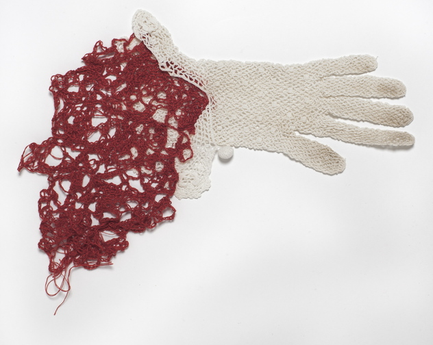 "Allison Cooke Brown's ""Glove #3."""