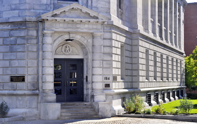 If the shutdown continues and money for operating District Courts runs out, workers at the federal courthouse may start prioritizing caseloads.