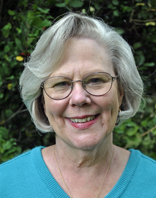 Carol Thorne, at-large South Portland City Council candidate, in the Nov. 2013 elections.