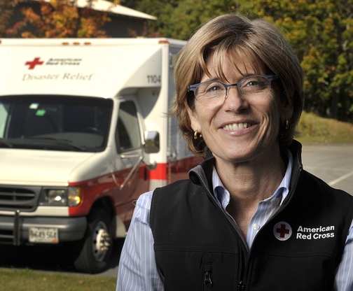 Red Cross regional Chief Executive Officer Pat Murtagh oversees 17 paid employees and 650 volunteers in Maine. The organization is funded by donors, United Way, corporate partnerships and foundations.