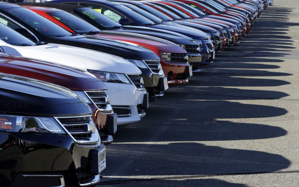 Sales for the U.S. auto industry were mostly down in September, including double-digit declines for GM and Volkswagen. The government shutdown doesn't concern most analysts, but a lengthy impasse could affect credit availability.