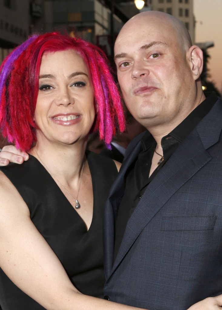 Lana and Andy Wachowski have another ambitious sci-fi film in the works.