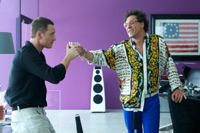 "Michael Fassbender and Javier Bardem star in ""The Counselor."""